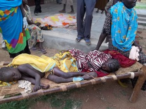 The Nuba people have continued to suffer to to-date